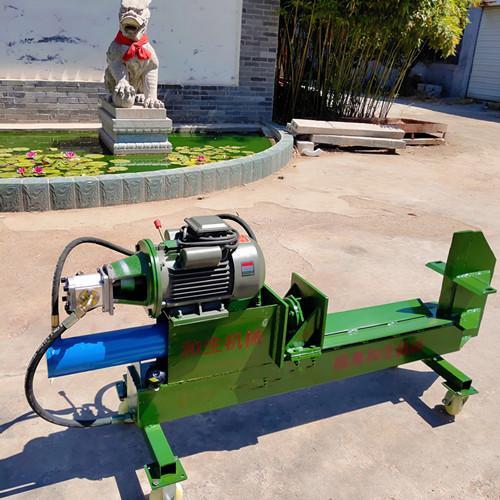 辉南县小型电动劈柴机质量保证