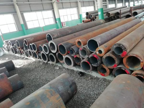 若尔盖县15CRMO合金钢管货源充足