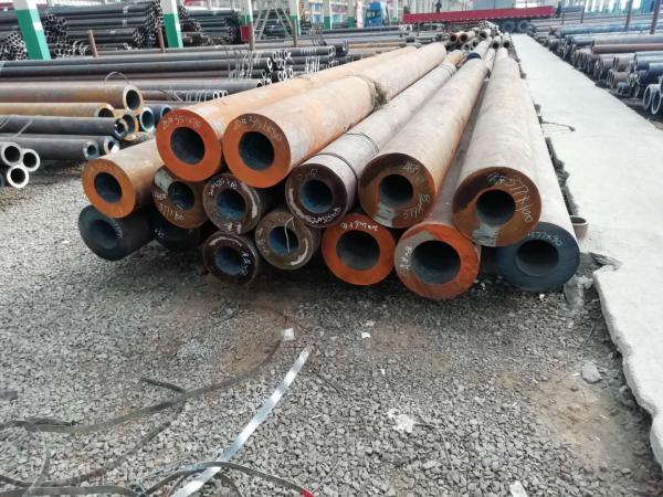 清城区合金钢管大量供货