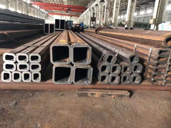 龙井异型钢管规格