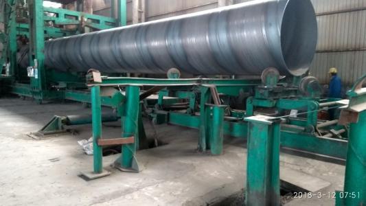 淮北螺旋钢管型号