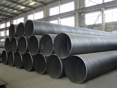 松潘县螺旋钢管货源充足