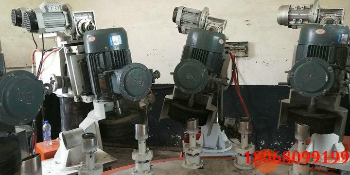 全新设计靖江抛光机 高压锅内抛光机、外抛光机多工位