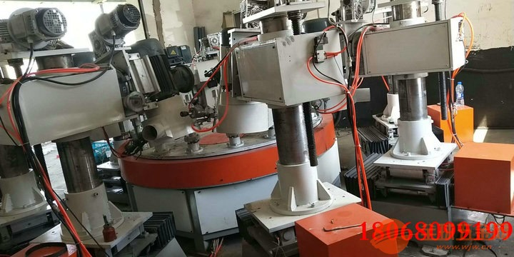 全新设计张浦抛光机 高压锅内抛光机、外抛光机多工位