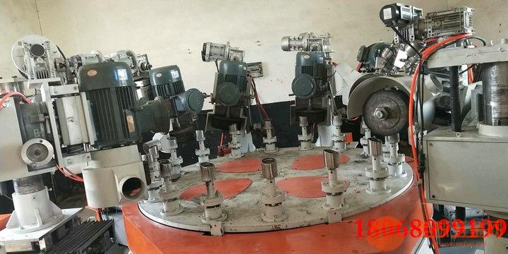 全新设计丽水抛光机 高压锅内抛光机、外抛光机多工位