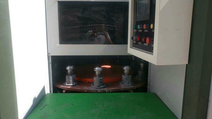 杭州转盘自动抛光机 多工位抛光机 杯弧自动抛光机