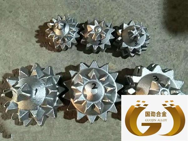 1Cr13不锈钢扇形齿轮