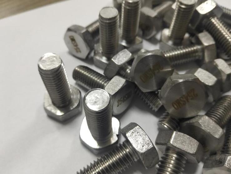 SUH660六角螺丝-六角螺栓-图纸