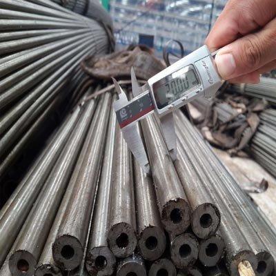 重庆20号精密无缝钢管型号