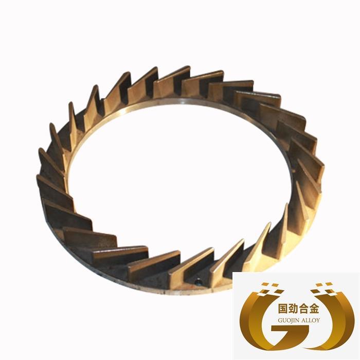ZGCr26Ni36Co5W5合金钢精密浇注