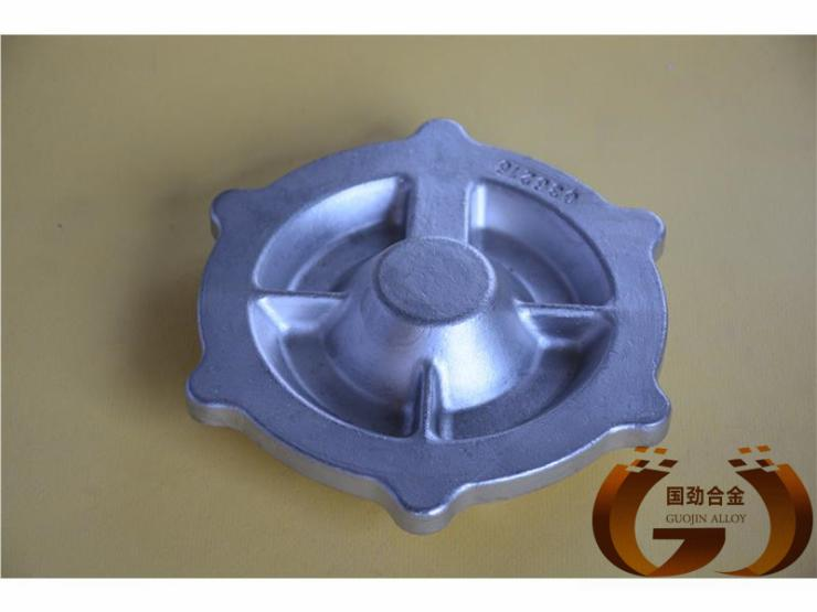 ZG30Cr24Ni7SiN耐热合金消失模铸造