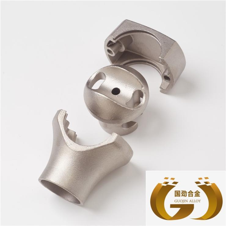 1Cr13不锈铁挖掘机弹簧支架硅溶胶铸造