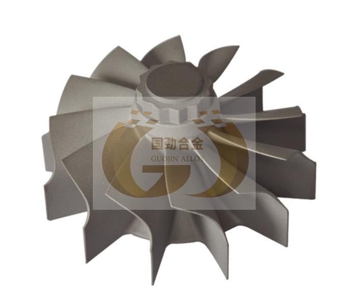 3Cr13不锈钢水玻璃铸造