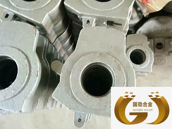 ZGCr25Ni20Si2镍基合金陶瓷型铸造