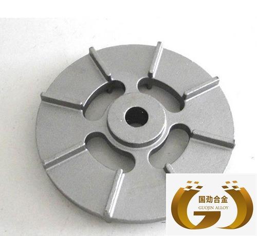 ZG3Cr24Ni7SiN合金钢金属型铸造