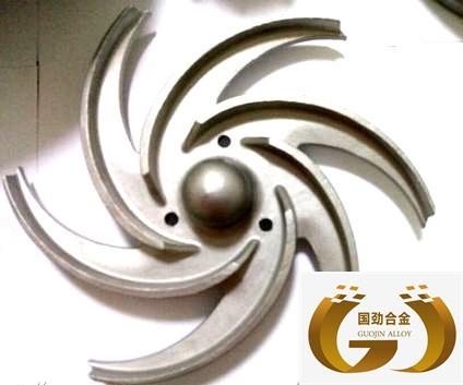 ZG5Cr26Ni36Co5W5高温合金失蜡浇铸