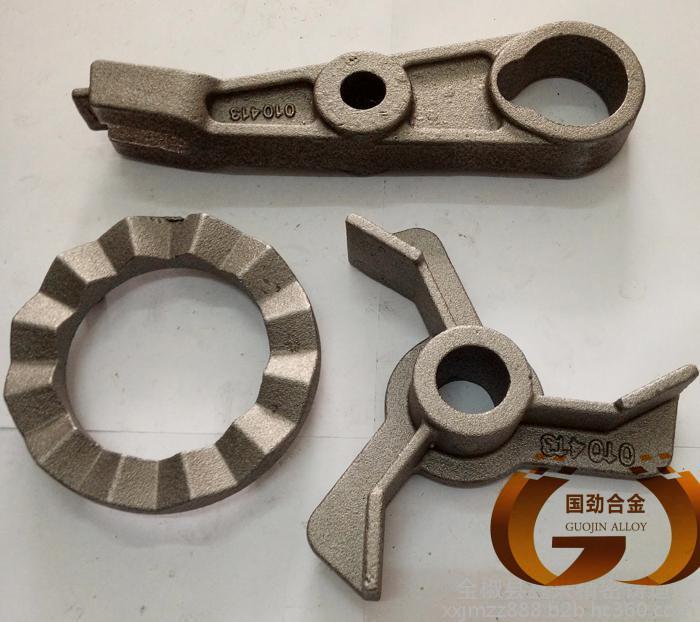 316L不锈钢失蜡铸造