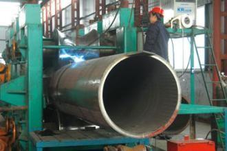 澄城县机械加工直缝钢管厂家