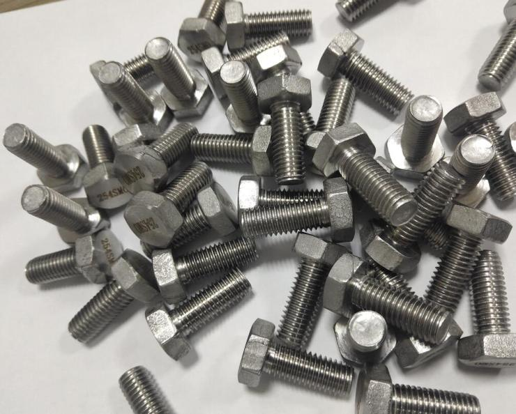 GH3044蝶型螺丝-晶粒度