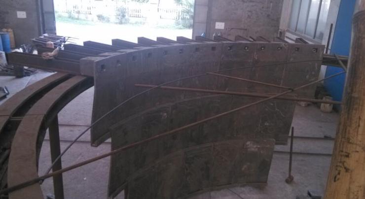 不锈钢炉辊3j21-离心铸造