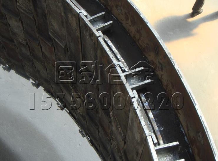 ZGCr30Ni50W13硅熔胶铸造工艺