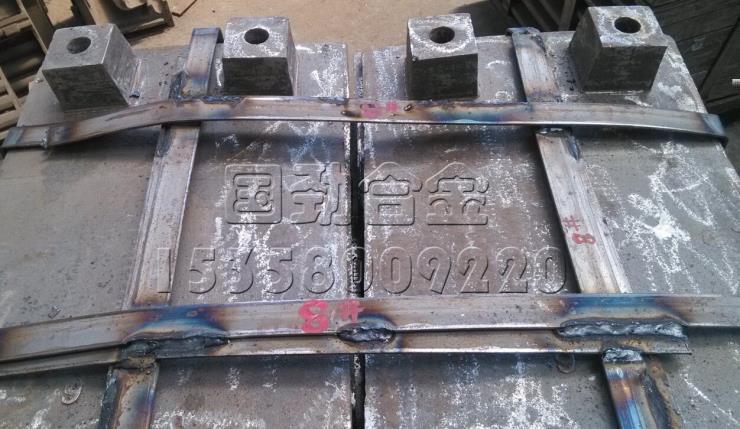 热处理料盘隔套-保材质成分