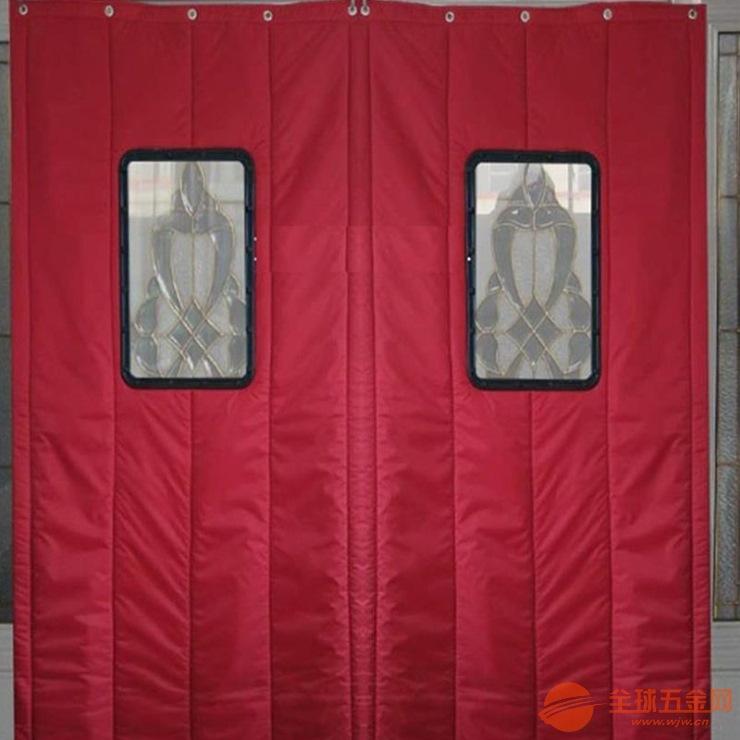棉门帘室外保温保暖超市 洗车房专用