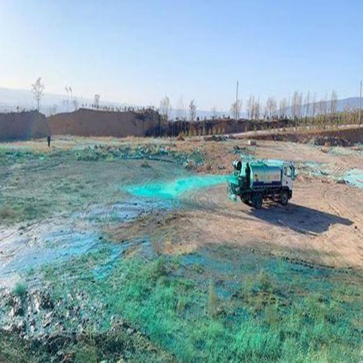 潍坊市抑尘剂报价生态固沙剂直销生态固沙