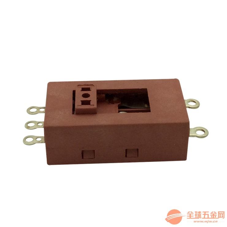 SL-401 10A 250V 小拨块大拨块推制开关 4个脚5个脚