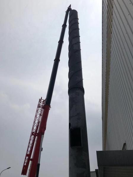 德州钢烟囱制作安装