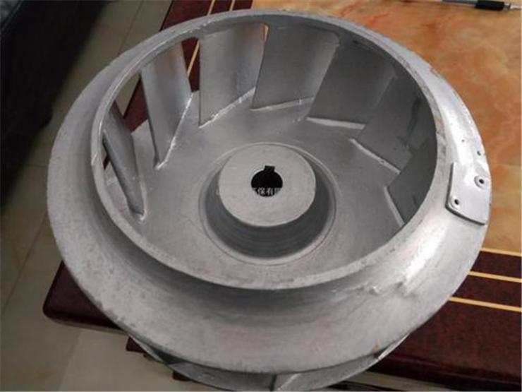 2205电磁阀壳体铸件