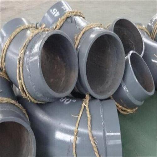 37Mn5电厂耐磨管道