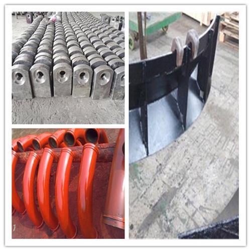 ZG3Cr24Ni7SiNRe電廠耐磨管道生產廠家