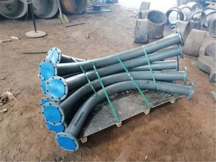 ZGCr25MoRe双金属耐磨弯头专业厂家