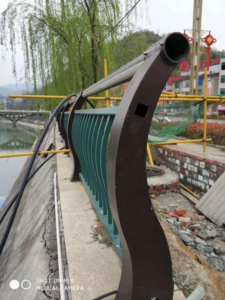 北京河道護欄貨源充足