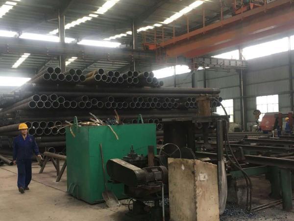 齐河县材质42CrMo无缝钢管厂家