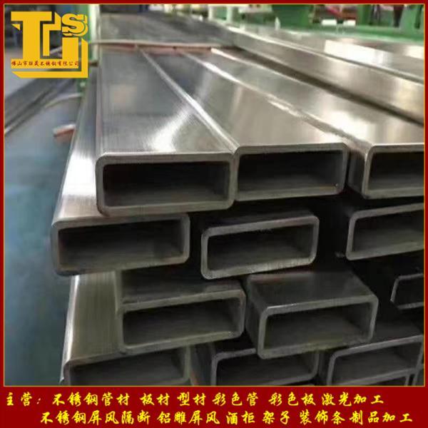 肥东县拉丝不锈钢圆管89厂家批发
