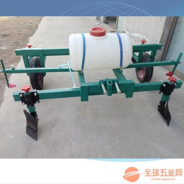 柴油机带四轮地膜覆盖机 地膜机械地膜覆盖机销售