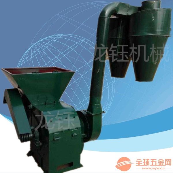 秸秆粉碎机 玉米稻草粉碎机三相电自动进料粉碎机