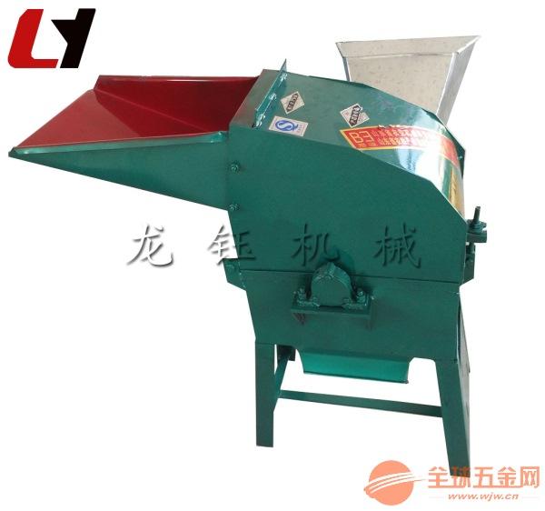 质保花生秧粉碎机安装 肉牛饲料粉碎机