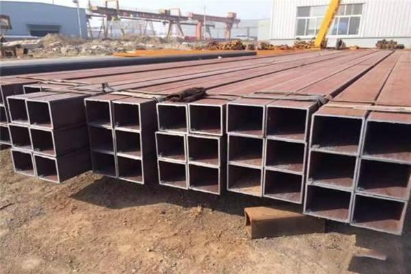 衡水160*160方管哪里有货/160方钢生产订制电