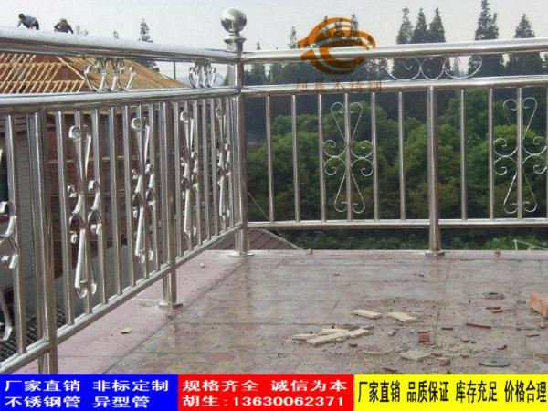 漯河教学楼用不锈钢楼梯护栏管多少钱