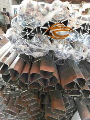 眉山不锈钢两面拱型管市场价