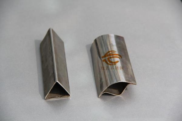 广安两面拱型不锈钢管规格
