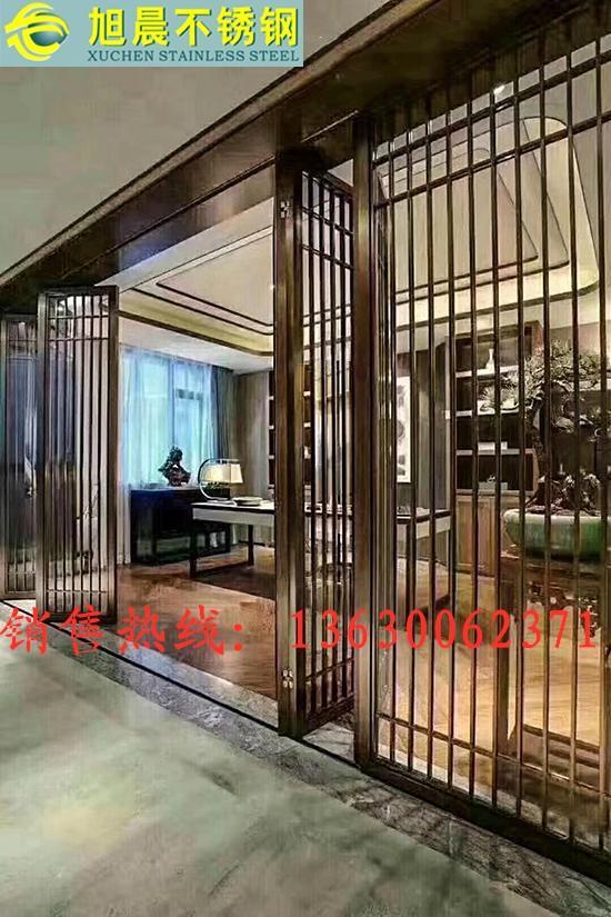 武邑县大厅装饰用不锈钢屏风市场价