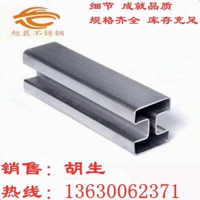 高港区专业制造出口不锈钢槽管/304异型管厂家直销