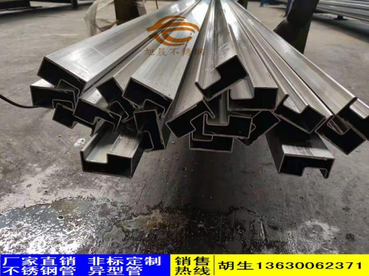 平湖不銹鋼兩面拱型管全國發貨