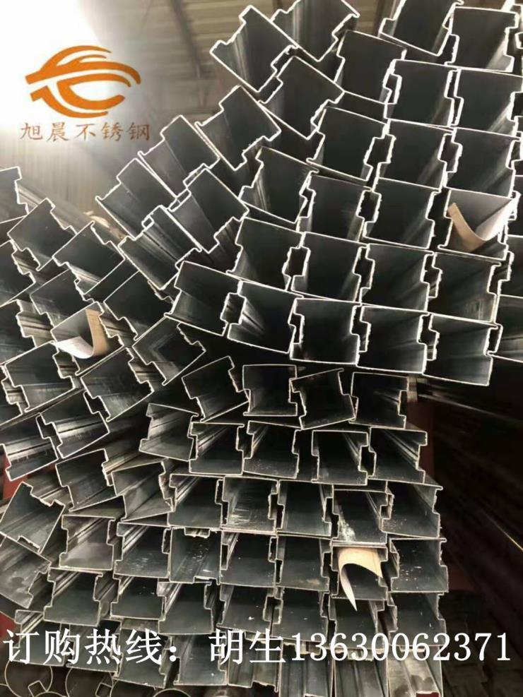 紹興縣不銹鋼三角型管加工