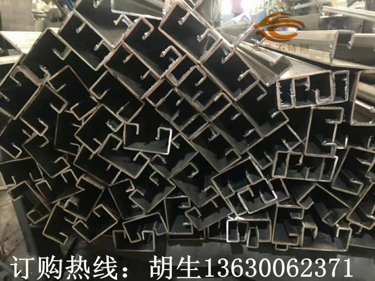 肇東不銹鋼異型橢圓三角管規格