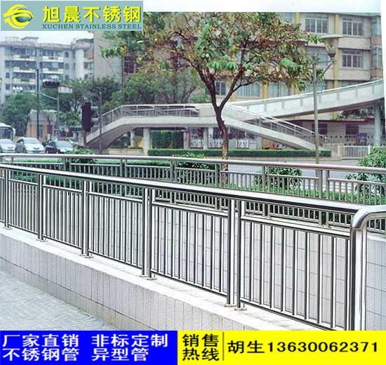 丰满区不锈钢景观护栏管价格